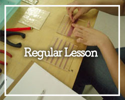 Regular Lesson